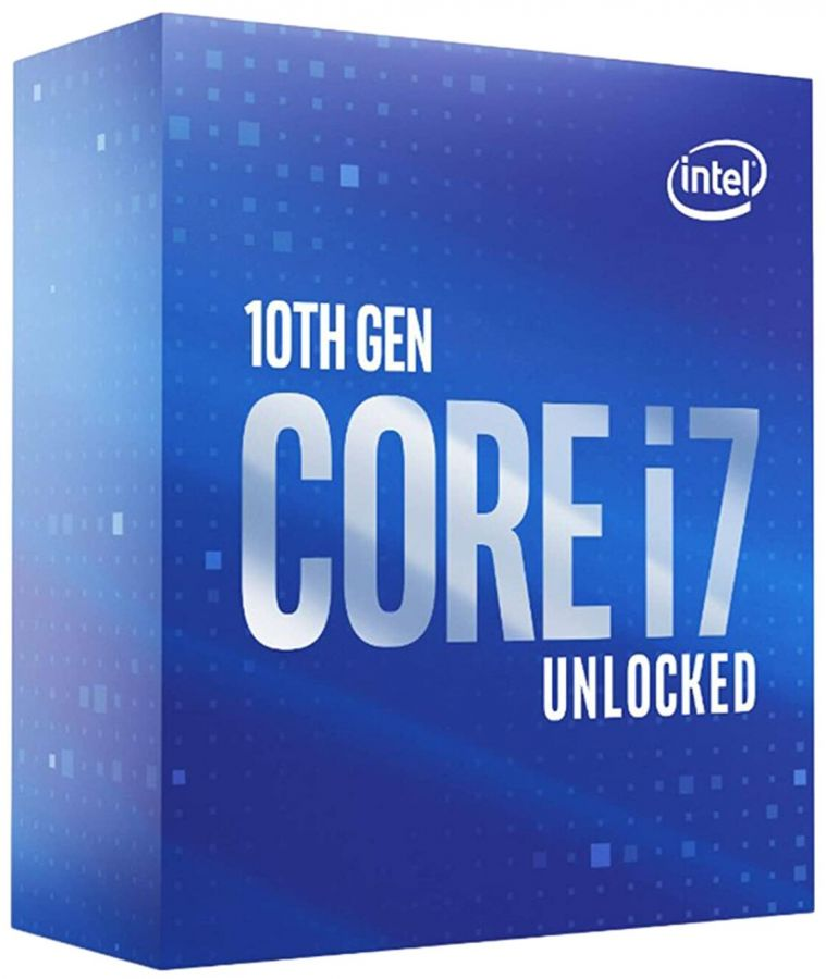 Процессор Intel Core i7-10700KF, BOX (bx8070110700kf s rh74)