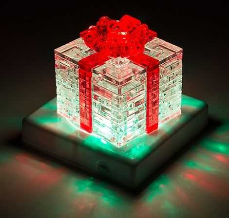 3D головоломка Подарок