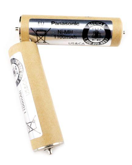 Аккумулятор Ni-MH для триммера Panasonic ER160, ER1610, ER1611, пара