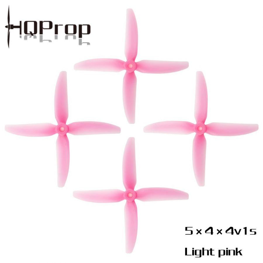 HQProp 5X4X4V1S (2CW+2CCW)-Poly Carbonate