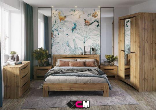 Спальня Паола (вариант 1)