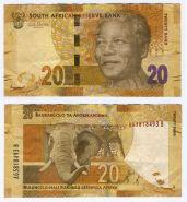 ЮАР - 20 рандов