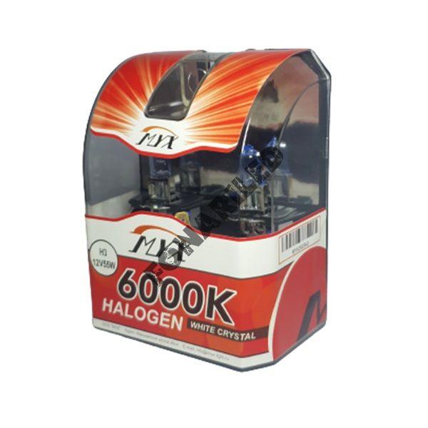 Галогеновые лампы H3 12V 55W 6000K