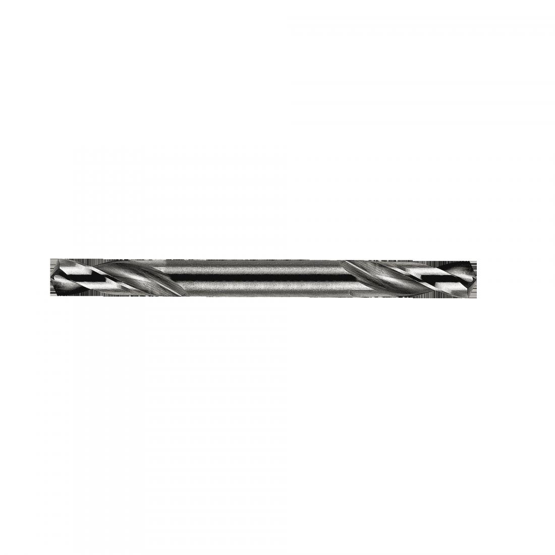 Двухстороннее сверлo Heller по металлу НSS-G Super 5,1х17х62мм (10шт)