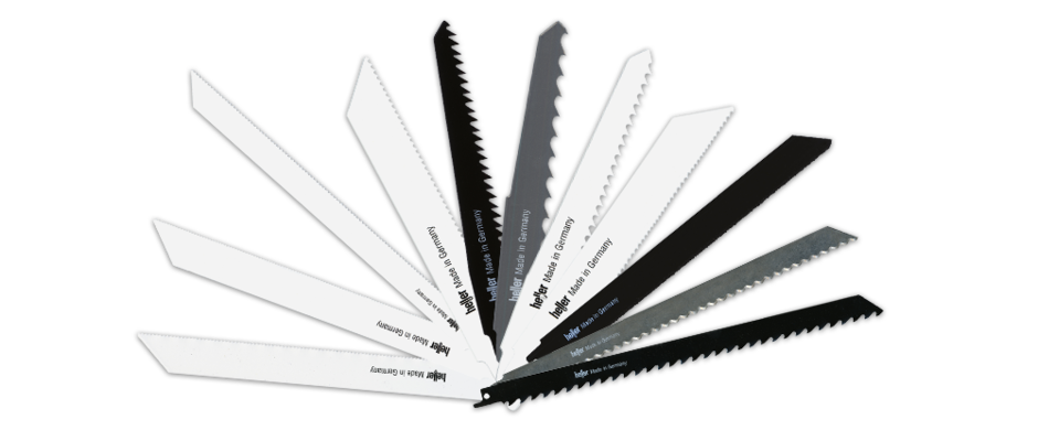 Полотно для сабельной пилы Heller SZ HCS, 6 зубьев на дюйм, длина рабочей части 130, T644D