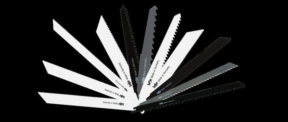 Полотно для сабельной пилы Heller SZ, 10 зубьев на дюйм, длина рабочей части 130, S922HF