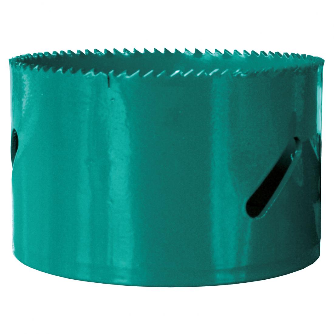 Коронка Heller из быстрорежущей стали с добавлением кобальта HSS-Co 19х38х48мм