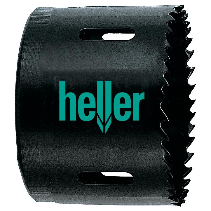 "Коронка Heller HSS Bi-Metall, d 43, 32х5/8""-18мм"