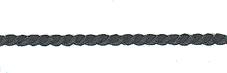 Шнур PEGA  декоративный витой (крученый) 2,5 мм. Чехия разные цвета (845213625)