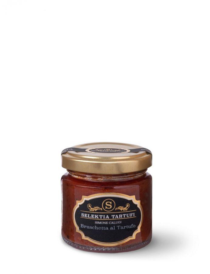 Сальса томатная с трюфелем 80 г Bruschetta al tartufo, Selektia Tartufi 80 g