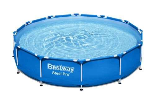 Бассейн каркасный Steel Pro Bestway 366х76 см 56706