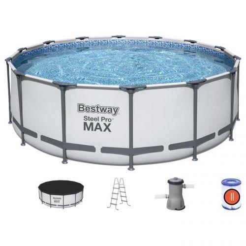 Бассейн каркасный Steel Pro Max 427х122см Bestway 5612X