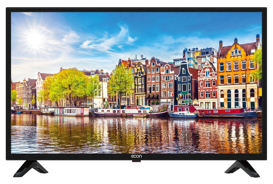 Телевизор ECON EX-60US001B-SMART-Яндекс