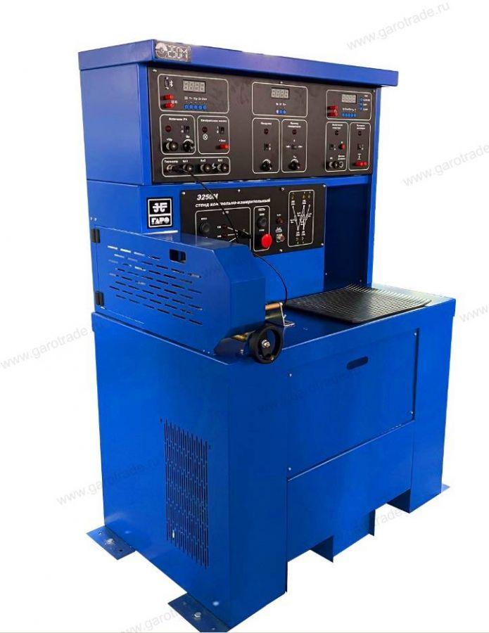 Стенд для проверки генераторов и другого электрооборудования Э250М-04 ГАРО