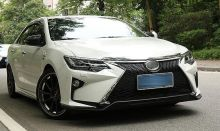 Бампер передний, Lexus стиль, а/м 2015-2017