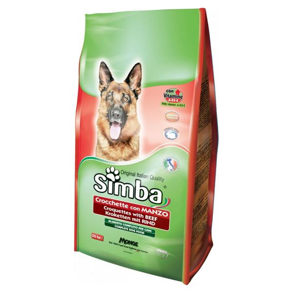 Сухой корм для собак говядина 10 кг