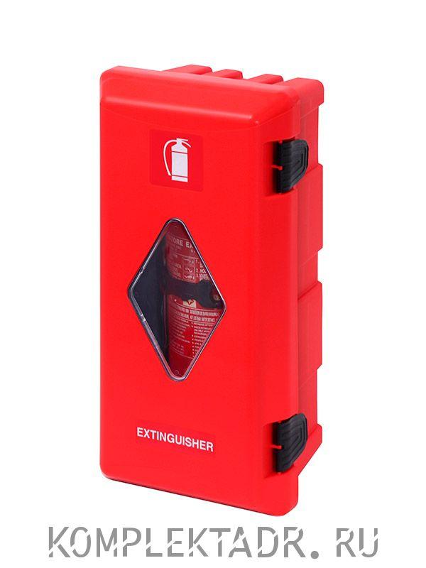 Пенал для огнетушителя  на 6 кг (Арт: 70011DAS)
