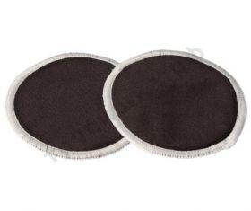 Прокладки Для Груди Черные (Бамбук)