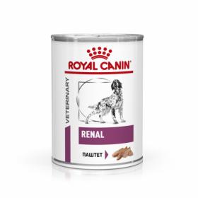Роял канин Renal для собак (Ренал) паштет 410г.