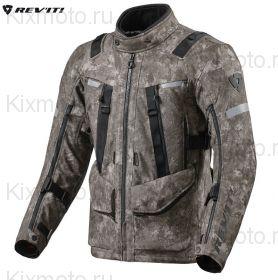 Куртка Revit Sand 4 H2O, Темная комуфляжная