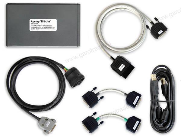 АВТОАС-КАРГО компьютерный сканер для диагностики дизельных двигателей