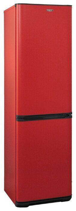 Холодильник Бирюса H380NF Красный