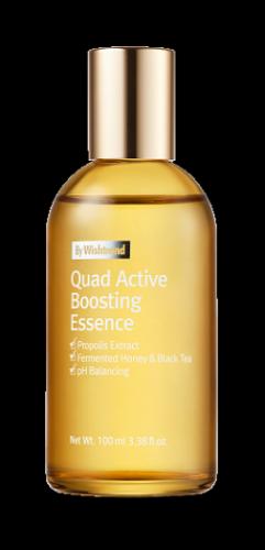 Бустер-эссенция By Wishtrend Quad Active Boosting Essence