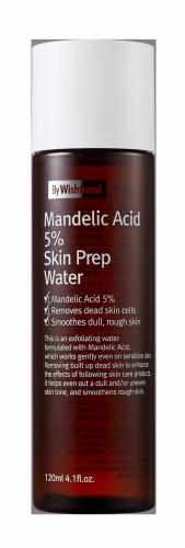 Тонер-эксфолиант с миндальной кислотой By Wishtrend Mandelic Acid 5% Prep Water