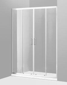 Душевая дверь Oporto Shower A-57 180x185 см прозрачное стекло