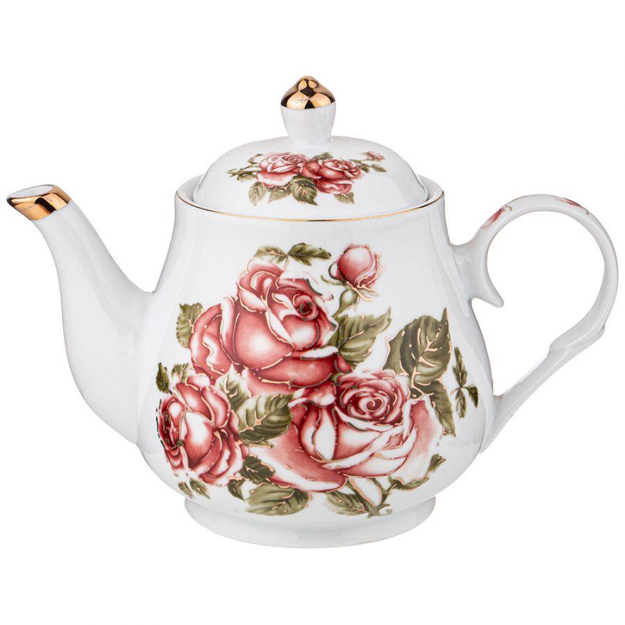 """Чайник """"Корейская роза"""" 1100 мл"""