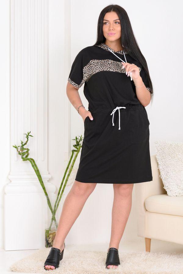 Платье 13464 [черный]