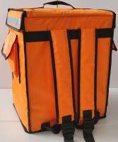 Терморюкзак для доставки Delivery Backpack 45 литров плечевые лямки