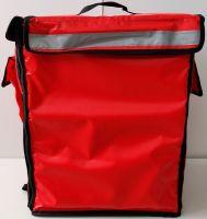 Терморюкзак для доставки Delivery Backpack 45 литров красный