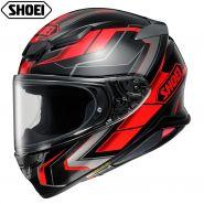 Шлем Shoei NXR2 Prologue TC-1, Черно-красный