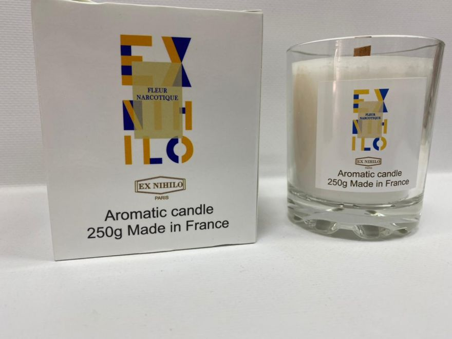 Парфюмерная свеча Ex Nihilo Fleur Narcotique 250 мл