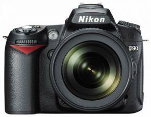 Фотоаппарат Nikon D90 Kit 18-105mm