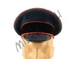Фуражка офицерская Корниловской артиллерийской бригады, реплика (под заказ)
