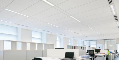 Потолочная плита Orcal Микроперфорация Rd 1522 с фаской 1200x600x33