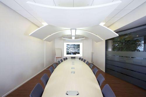 Потолочная плита Optima Canopy — Concave (1) 1170x1040х30