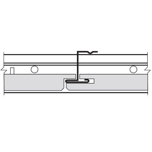 Z-профиль 70 мм (K2C2 / SL2 spline)