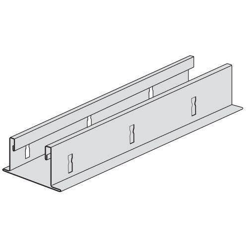 Подвесная система Bandraster 100 мм с прорезями каждые 100 мм