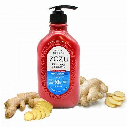 Шампунь с экстрактом имбиря Zozu Shampoo