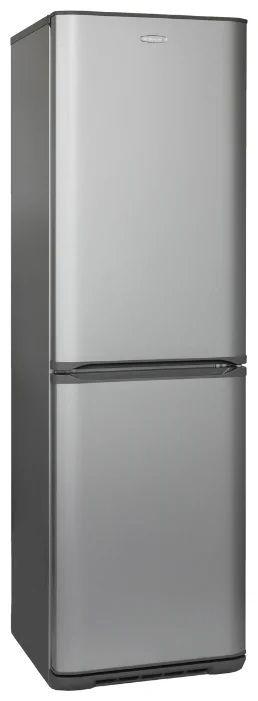 Холодильник Бирюса M340NF Серебристый