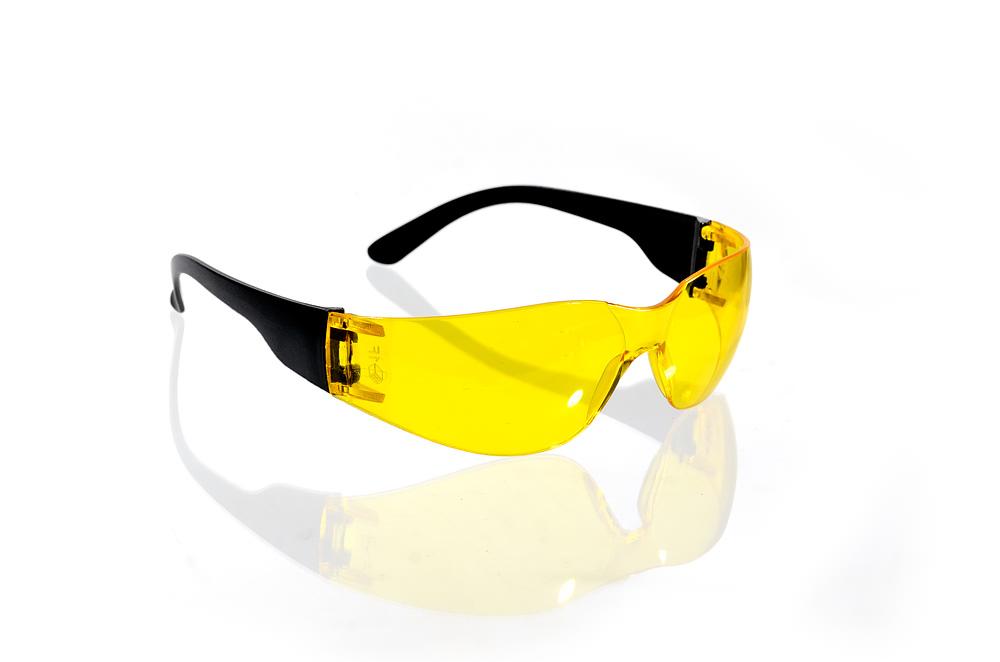 Очки Классик желтые