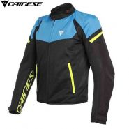 Куртка Dainese Bora Air, Black/Blue/Yellow