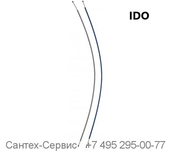 Тросики для сливного механизма инсталляции IDO