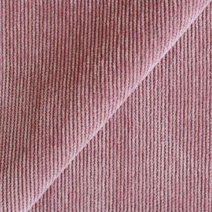 Микровельвет пыльно-розовый, 50*50 см