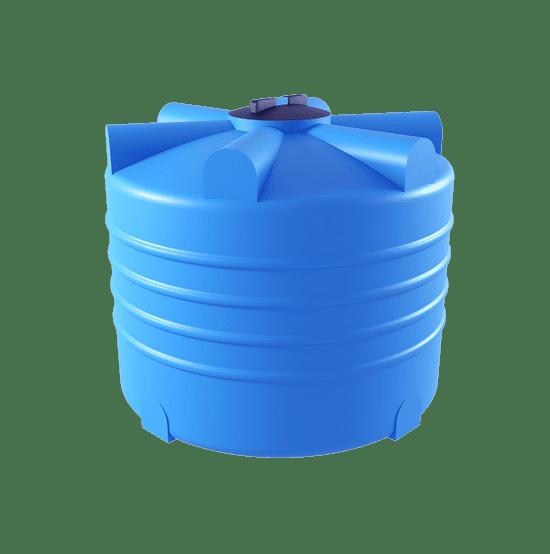 Емкость для воды К1000 литров пластиковая