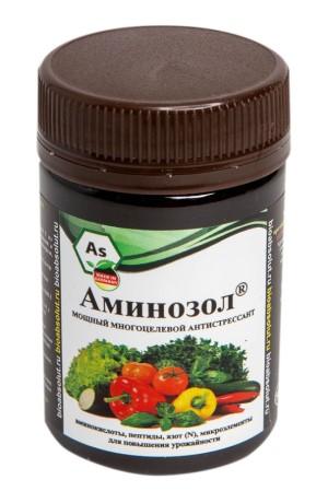 Удобрение органическое Аминозол