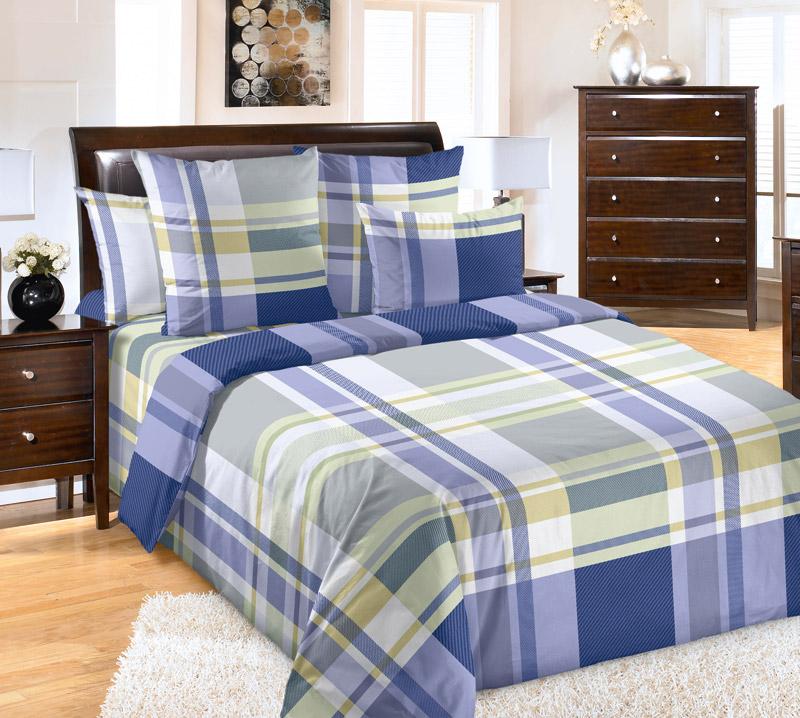 «Стефан 1» постельное белье Бязь 2-х спальный с евро